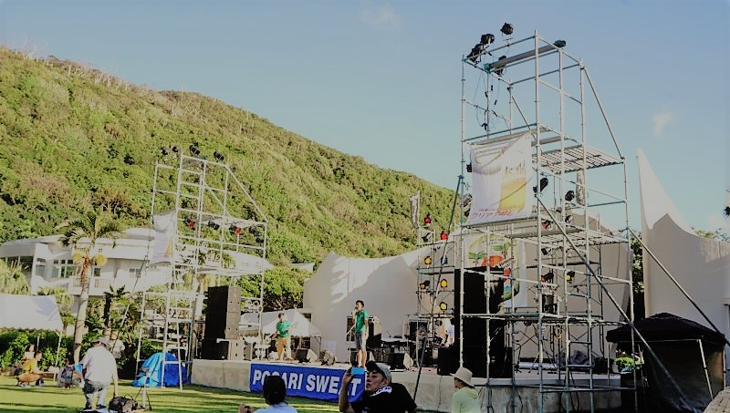 離島暮らしの楽しみはここにあり!?大浜サマーフェスティバル!:アイキャッチ