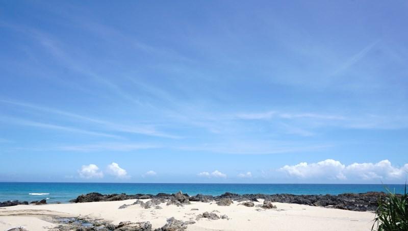 世界大会も開かれたサーフィンのメッカ、手広海岸:アイキャッチ