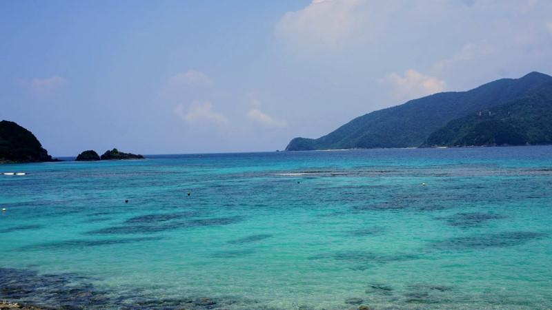 奄美大島のサンゴも楽しめる美しい海水浴場!知る人ぞ知るタエン浜